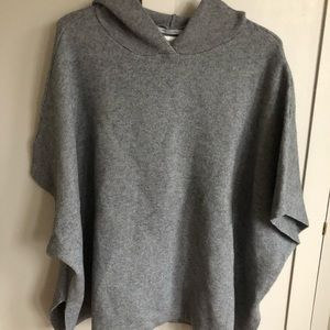 Zara Knitwear Fancy Collection Oversized Poncho